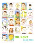 Mr Kent Self Portrait poster
