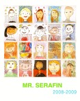 Mr Serafin Self Portrait poster