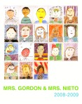 Mrs Gordon Self Portrait poster