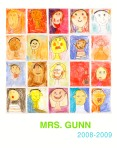 Mrs Gunn Self Portrait poster