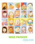 Ms Parker Self Portrait poster